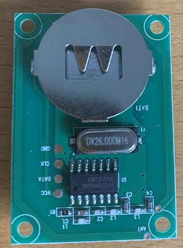 Remote chip