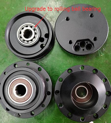 65162 rolling ball bearing