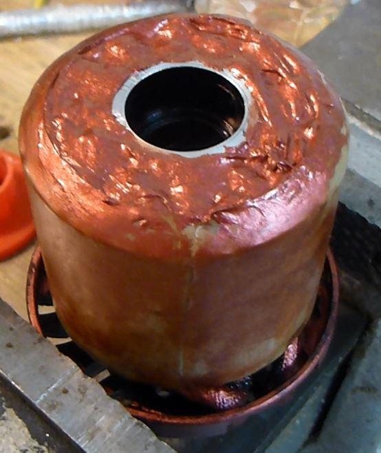 Stator Kupferpigment 1