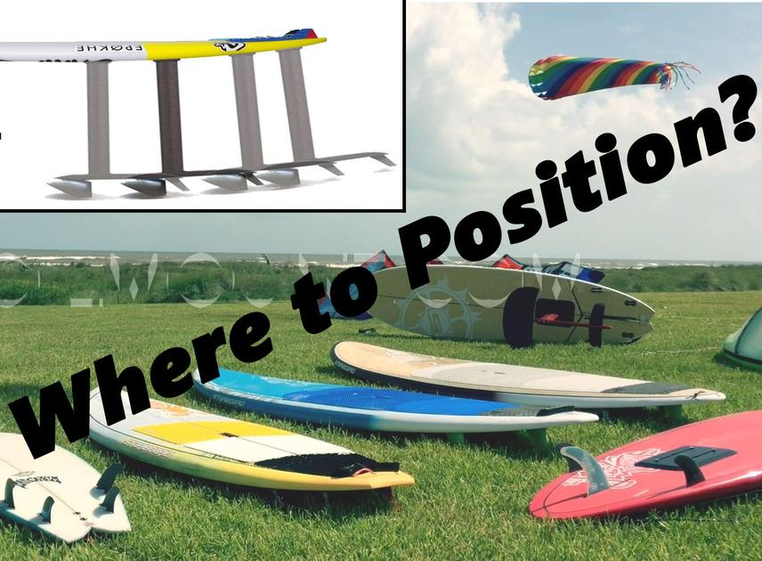 how to build a hydrofoil