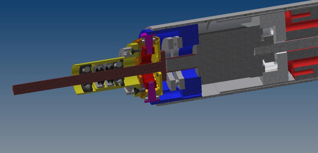 Straight Line Performance >> Counter Rotating Propeller - Propulsion System (Motor ...
