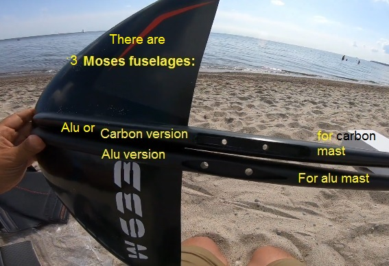 Moses alu and carb fuse
