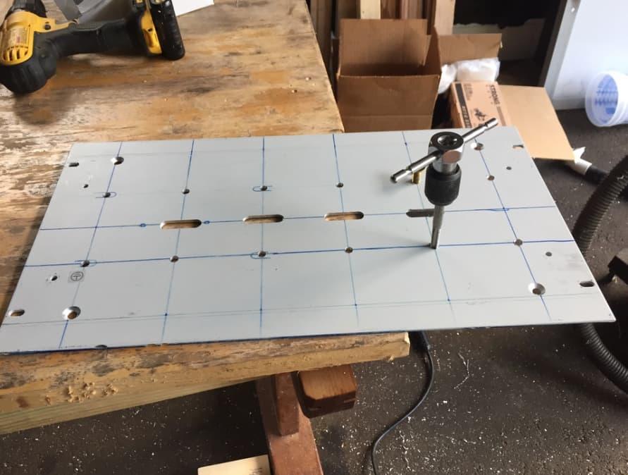 mast plate